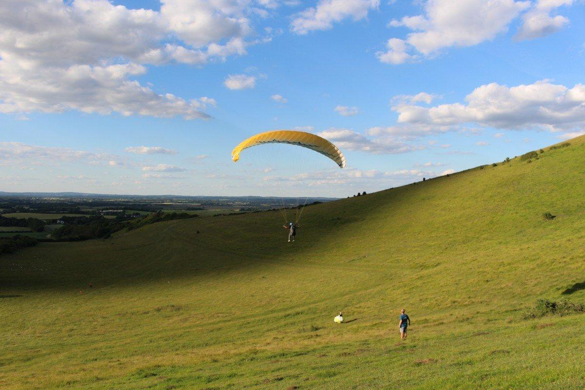 1 day Paragliding Voucher