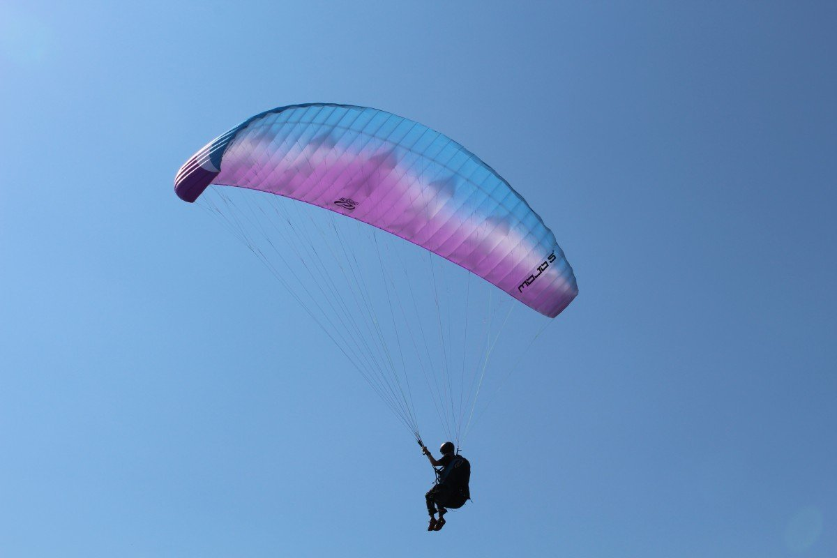 Paragliding beginner GOLD package