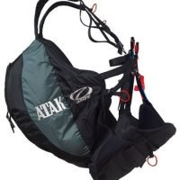 ozone atak 2 speed flying and speed riding harness