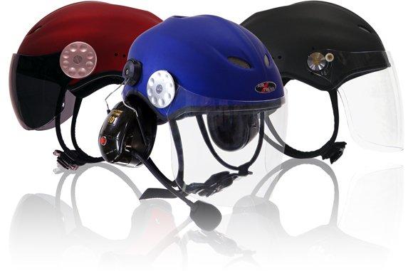 free air com 3 ppg helmet