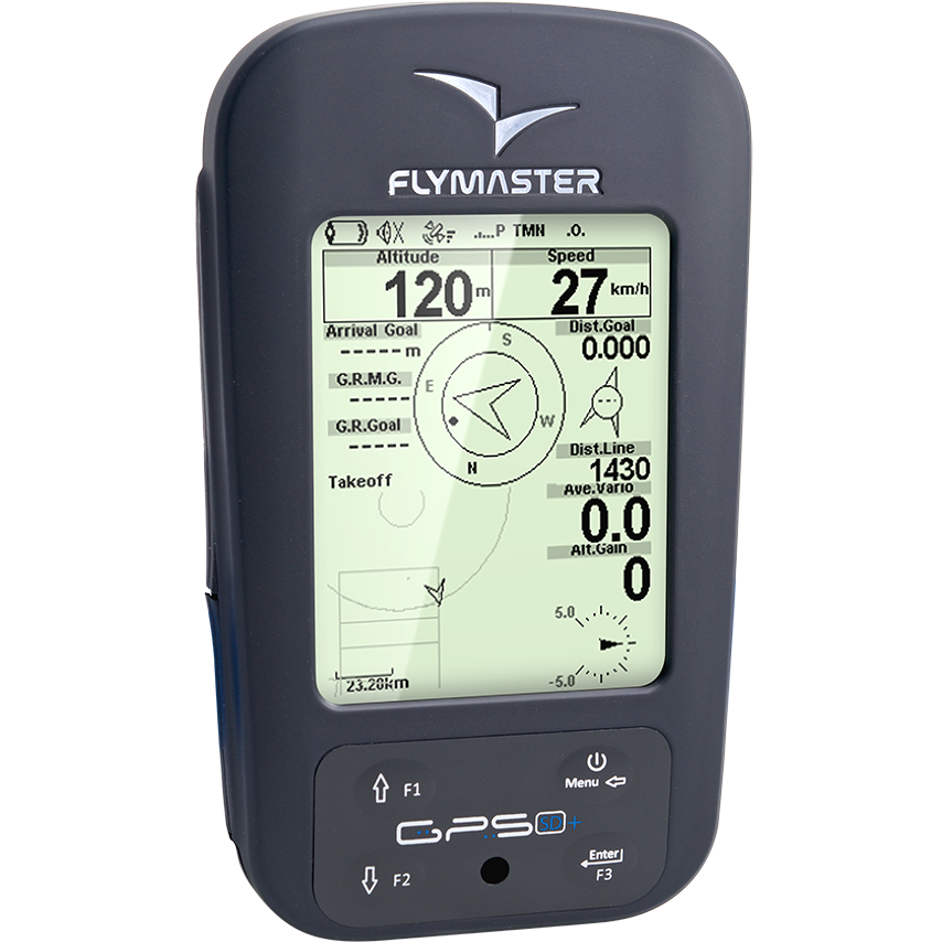 Flymaster SD+