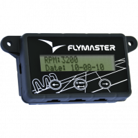 Flymaster M1 engine management system for paramotor