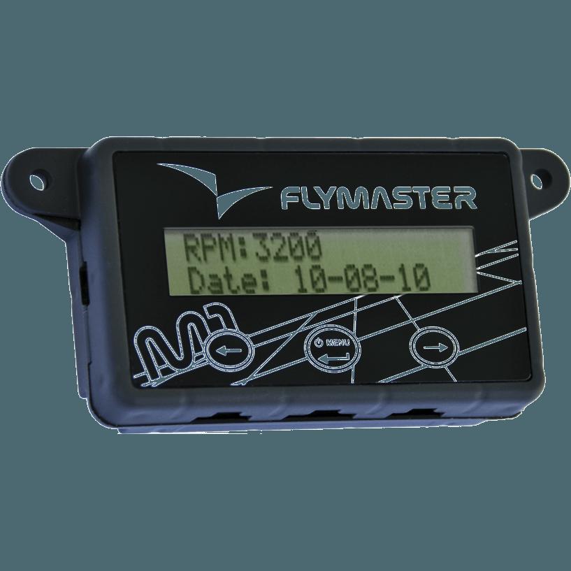 Flymaster M1 engine management system for paramotor